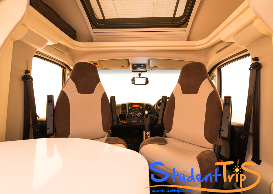 Student Trips - Cheap Campervan Hire Auckland