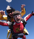 Student Trips tandem skydiving taupo